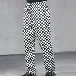 Denny's Check Trousers